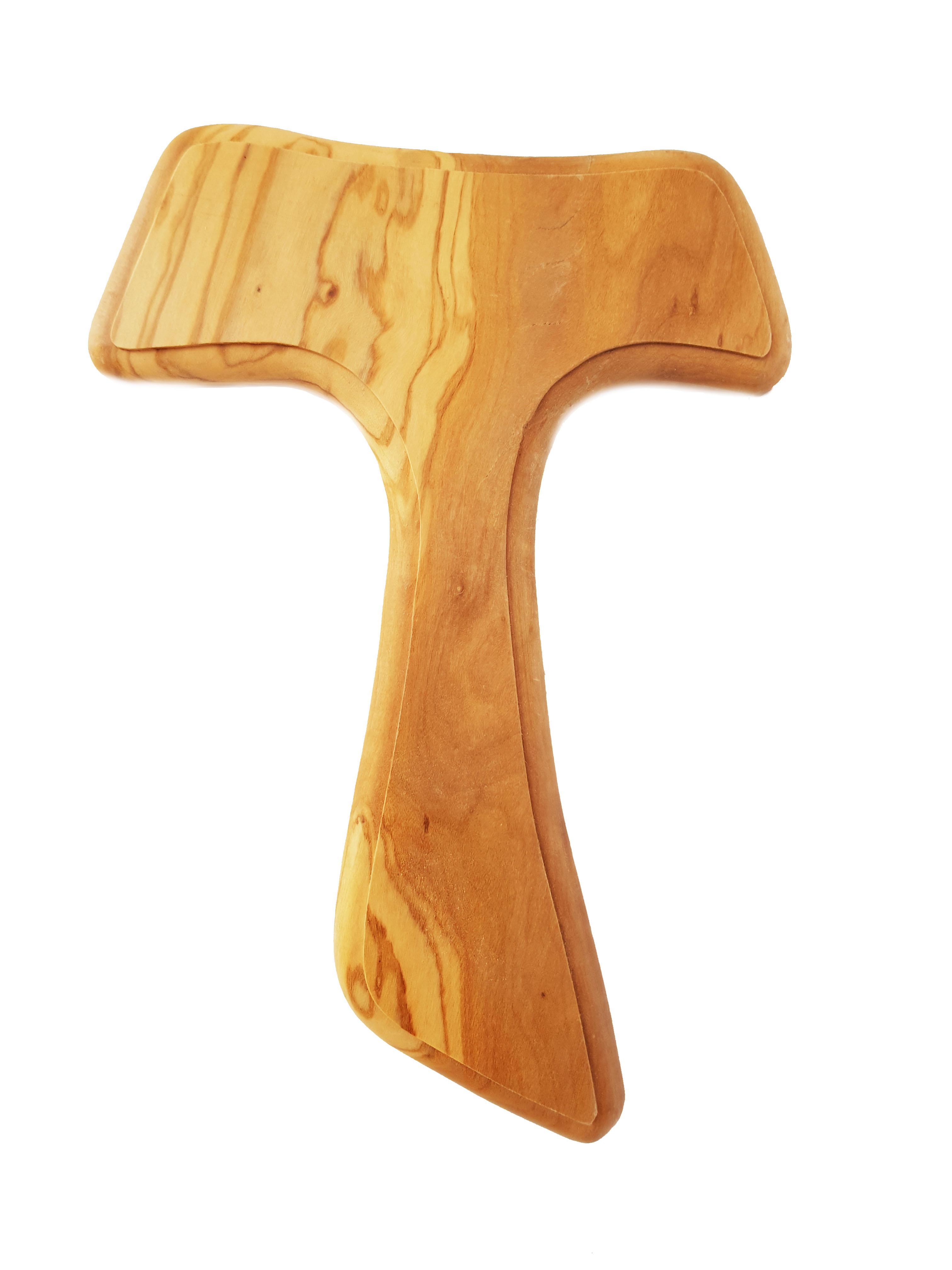 Croce.Croce Tau Semplice Gli Arcangeli Assisi Shop Online