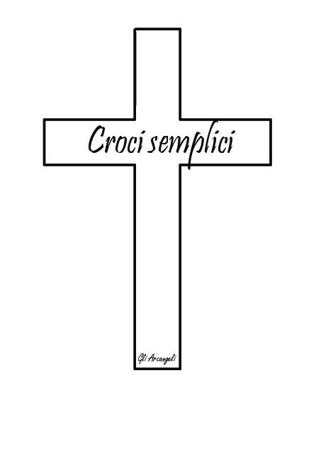 Croci Semplici